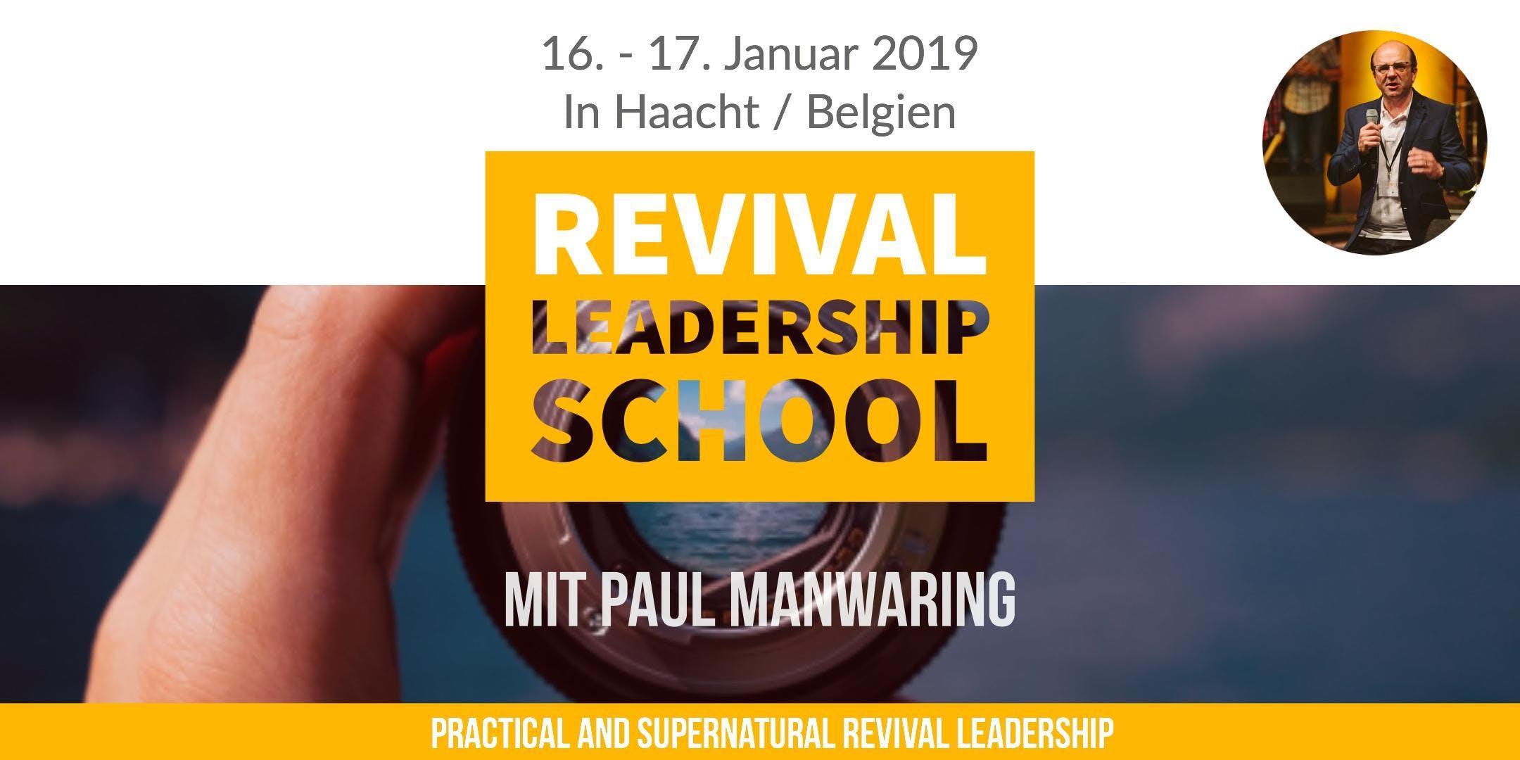 Revival-Leadership Live-School - III
