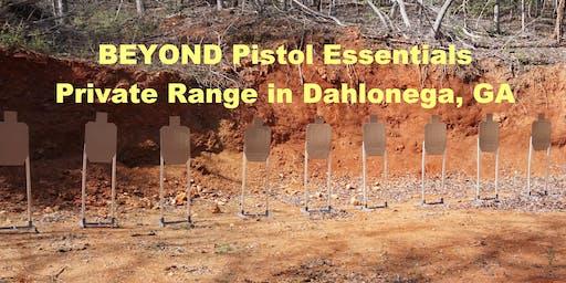 December 2019 BEYOND Pistol Essentials