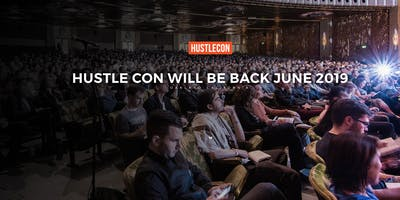 Hustlecon 2019 Anuncements