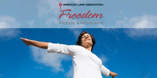 2019 Freedom From Smoking (8 sessions/7 weeks)