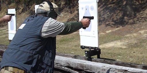Combative Pistol, Texas