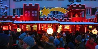 """Fr,30.11.18 Wanderdate - \""""SingleTreff - Kochbrunnen mit Weihnachtsmarkt für 35-55J\"""""""