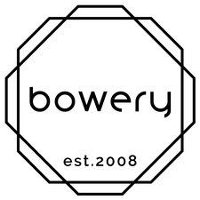 BOWERY GALLERY logo