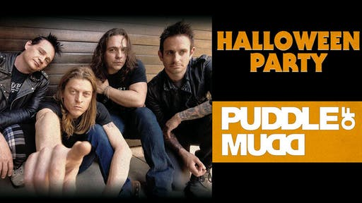 puddle of mudd halloween costume party