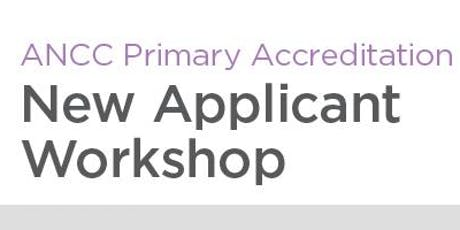 ancc primary accreditation accredited approver workshop february