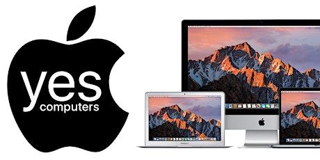 iCloud Basics for Mac, iPhone, and iPad tickets