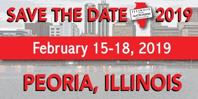 2019 Illinois State Auctioneers Association Conference & Trade Show