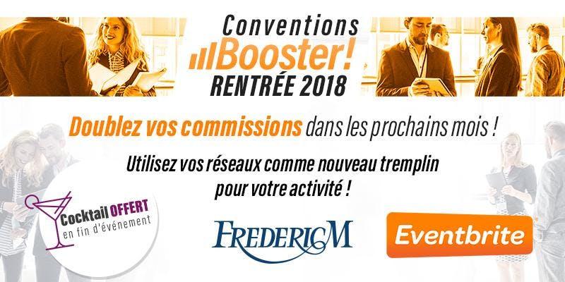 Nantes - CONVENTION BOOSTER Rentrée 2018