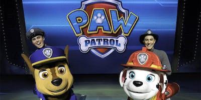 Autism Ontario - Paw Patrol Live! Wednesday November 28, 2018 6pm/Autisme Ontario - Paw Patrol Live! (La Pat' Patrouille en spectacle) Le mercredi 28 novembre 2018 18hr00