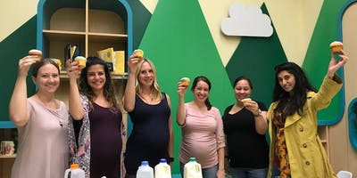 Cupcake Happy Hour for Pregnant Women (NORTHWESTERN)