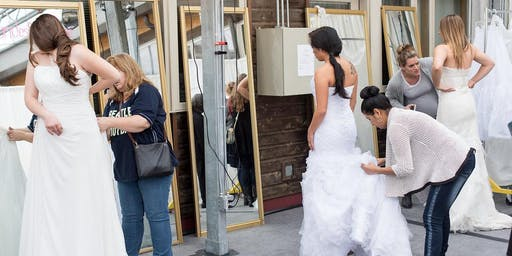 Brides for a Cause & MOViN 92.5's DRESS DASH on February 1st in Seattle!