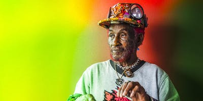 Lee Scratch Perry in Barnstaple