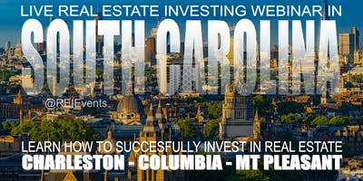 LEASE OPTIONS Real Estate Introduction WEBINAR - Charleston SC