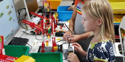 LEGO Robotics and Coding PD Day Camp