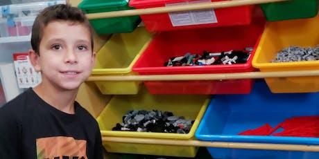LEGO Robotics and Coding UGDSB PD Day Camp tickets