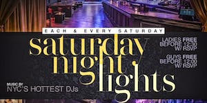 "CEO FRESH PRESENTS: "" SATURDAY NIGHT LIGHTS "" @ DOUX..."