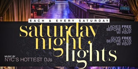 "CEO FRESH PRESENTS: "" SATURDAY NIGHT LIGHTS "" @ DOUX SUPPER CLUB...Hookah, Everyone Free tickets"