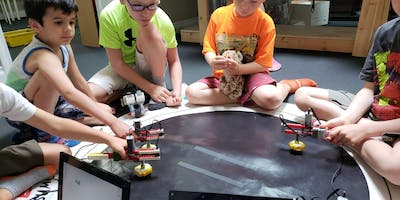 LEGO Robotics and Coding BHNCDSB PD Day Camp