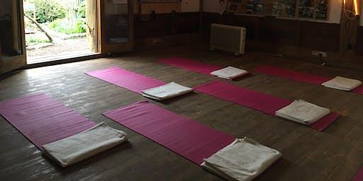 Yin Yoga & Mindfulness