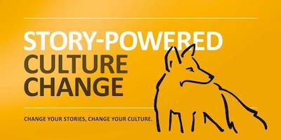 Story-powered Culture Change - Menlo Park 2018