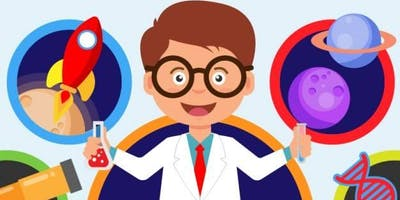 Science Workshop for kids 3 - 6 y.o (Russian language)