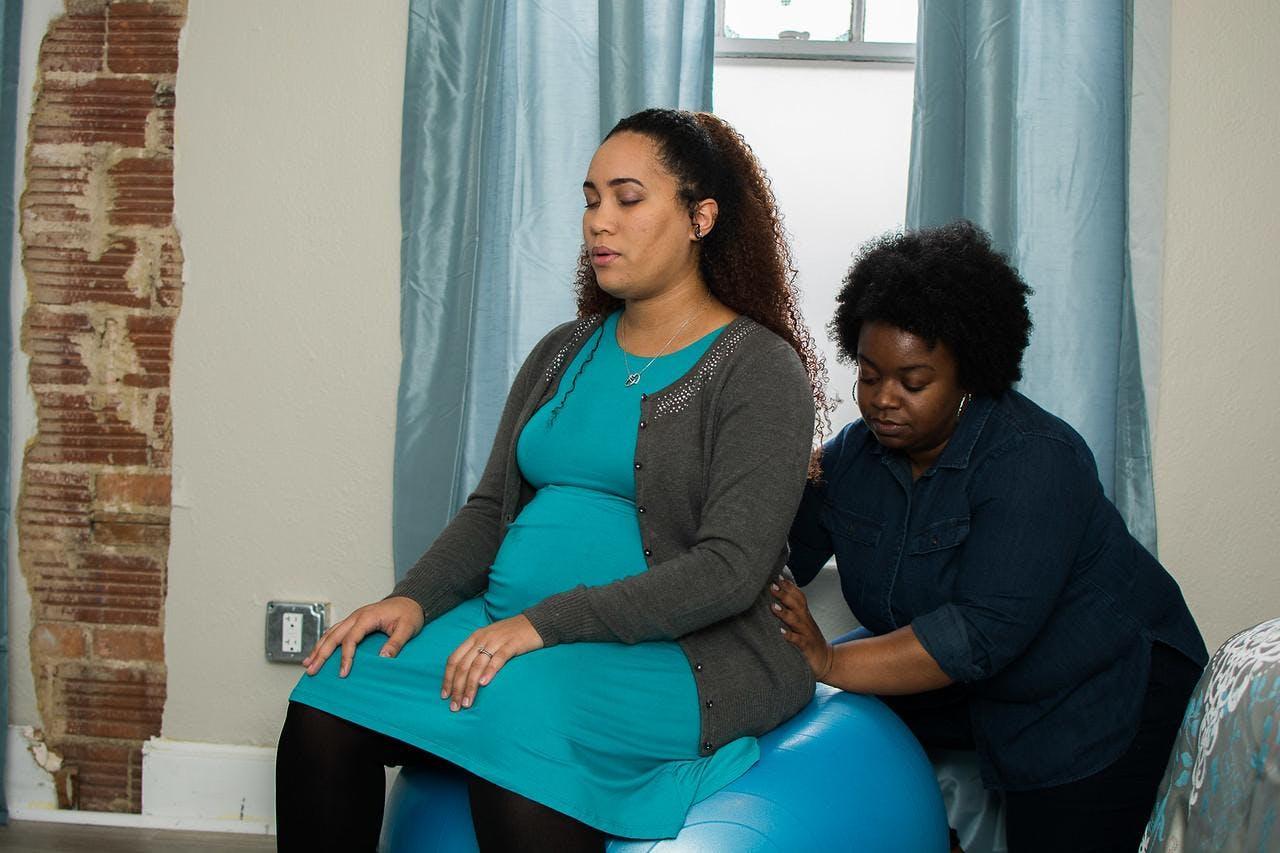 Trauma-infomed Care for Birth & Postpartum Pr