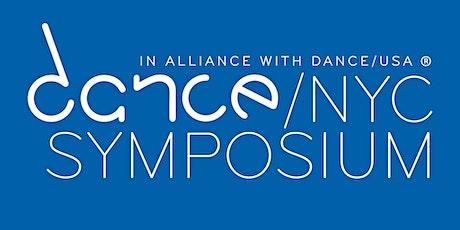 Dance/NYC 2020 Symposium Program Book Ads tickets