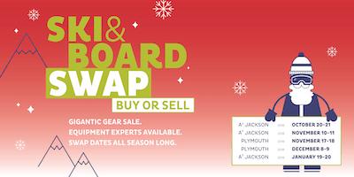 Sun & Snow Sports: January Ski Swap