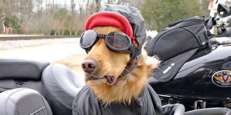 ARK's 4th Annual Ride for Rescue Dogs tickets