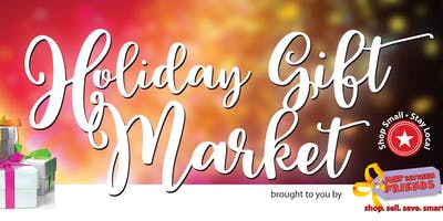 2018 Holiday Gift Market Vendor Booth in Lewisville hosted by JBF