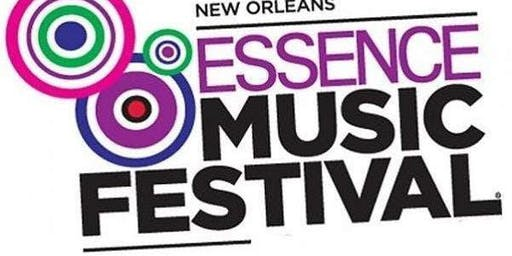 2020 ESSENCE MUSIC FESTIVAL ROOMS -$75  EARLY BIRD DEPOSITS Until August 1