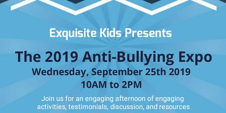 The 2019 Anti-Bullying Expo tickets