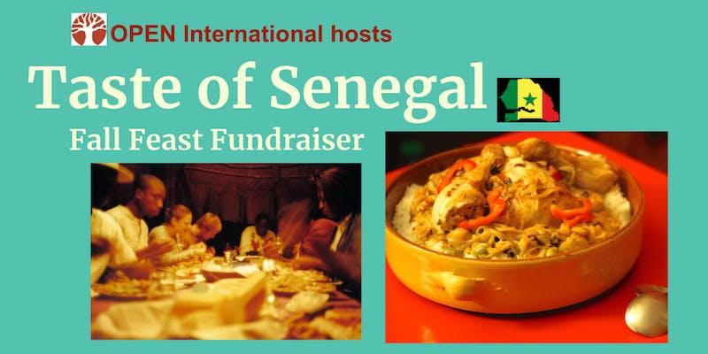Taste of Senegal - Fall Feast and Dance Fundraiser