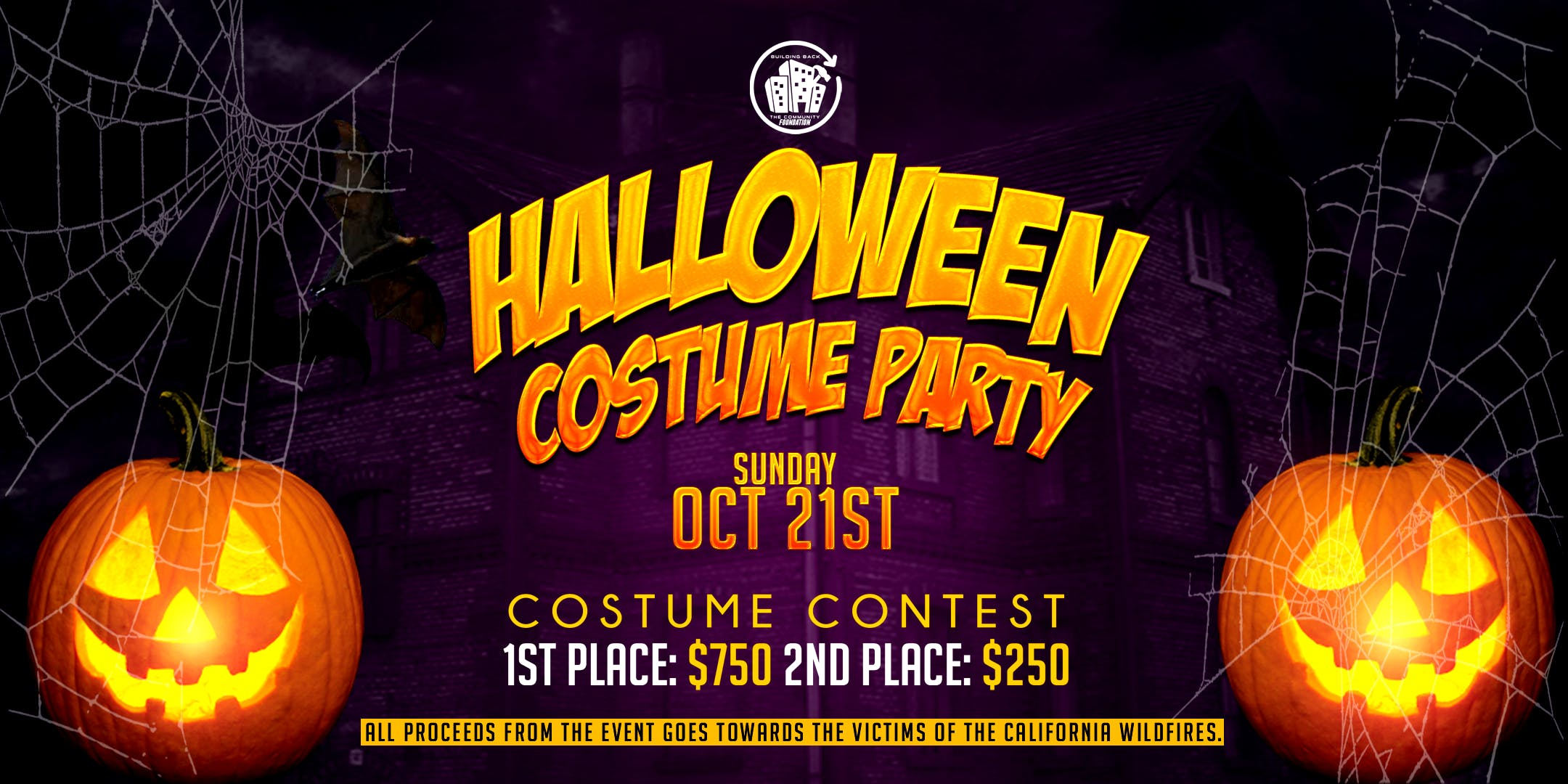 1st Annual Halloween Costume Party