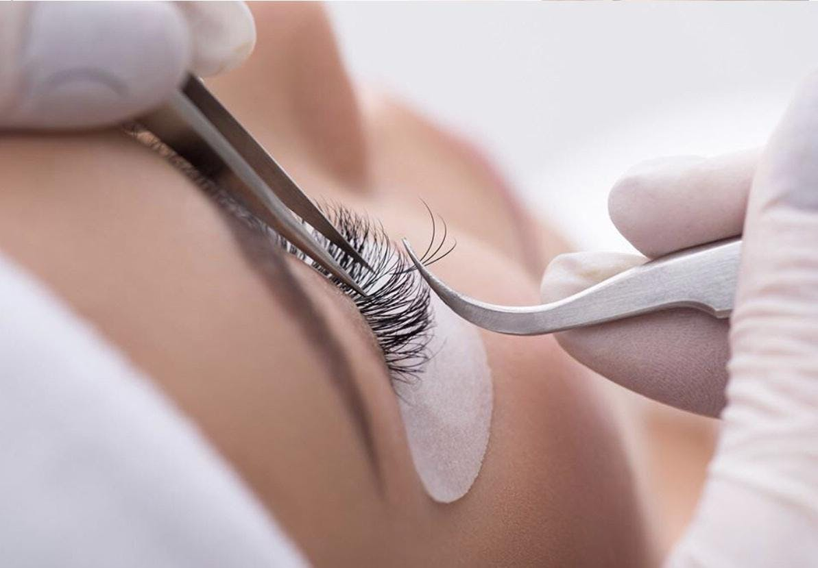 Eyelash Extension Training Look And Learn Rock Hill Sc Hosted By