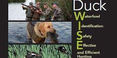 Waterfowl Identification Test - Mornington