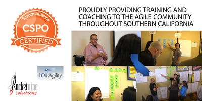 Certified Scrum Product Owner Training (CSPO) - San Diego - Feb 2019