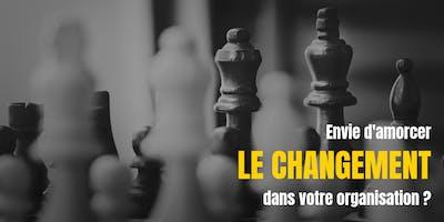 Rencontres Innov&Vous: le changement en entreprise, comment s\