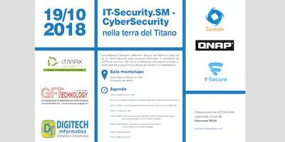 IT-Security.sm : Sicurezza e GDPR nella terra del Titano