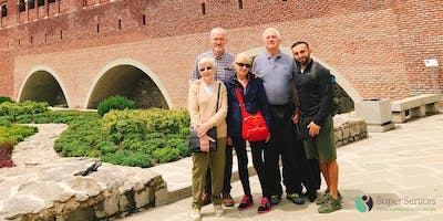 2019 Cultural and Wellbeing Retreat to Georgia