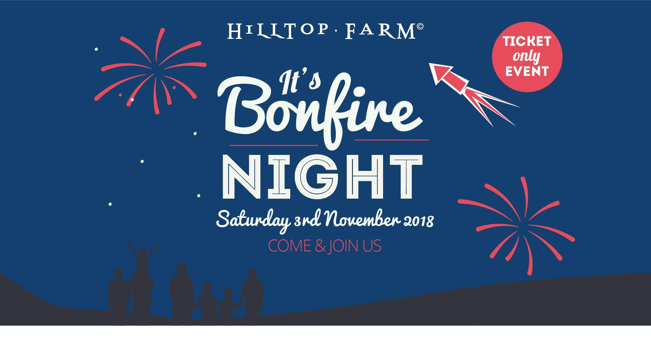 Bonfire night @Hilltop Farm