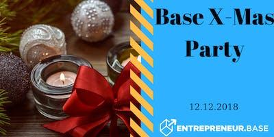 Base X-Mas Party