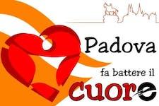Padova fa battere il cuore logo