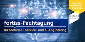 fortiss Fachtagung für Software-, Service- und...