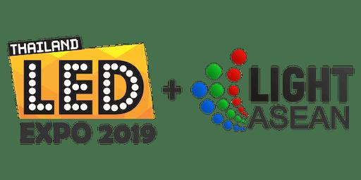 LED Expo Thailand 2019+Light ASEAN