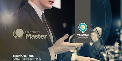 Oratória Master - Vox2You