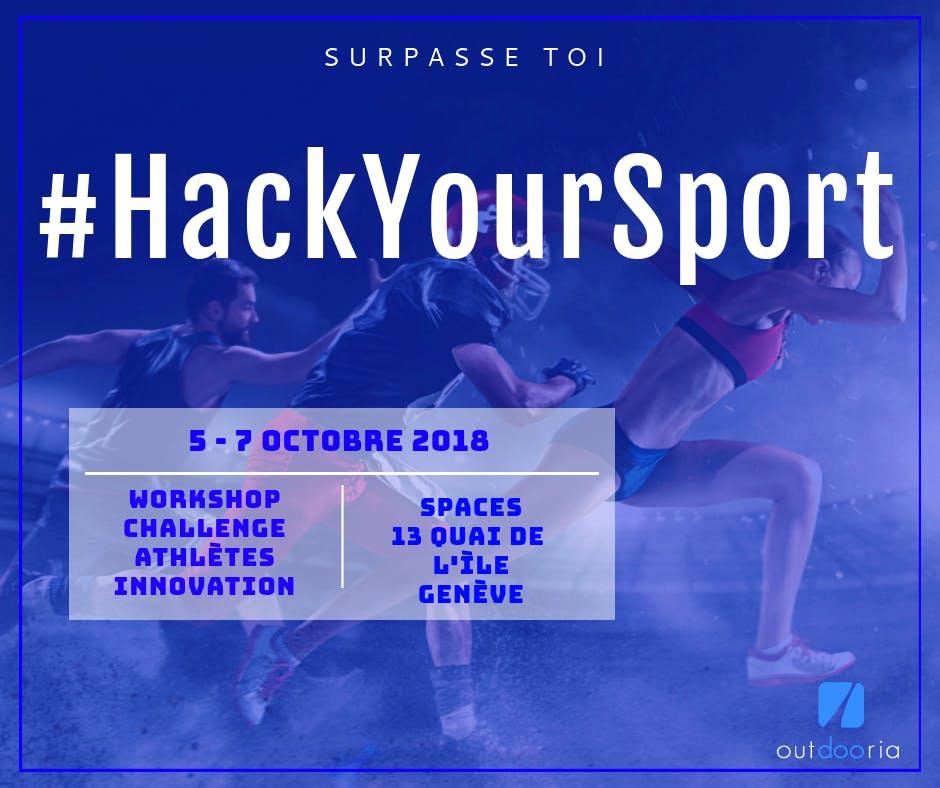 #HackYourSport (Hackathon)