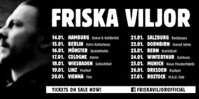 Friska Viljor |Dresden