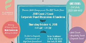NYC Corporate Panel Discussion & Lunch