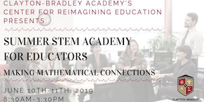 Summer STEM Academy: Making Mathematical Connections